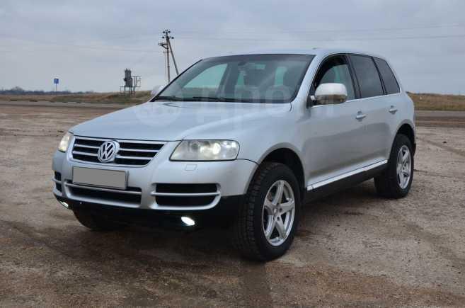 Volkswagen Touareg, 2004 год, 599 000 руб.
