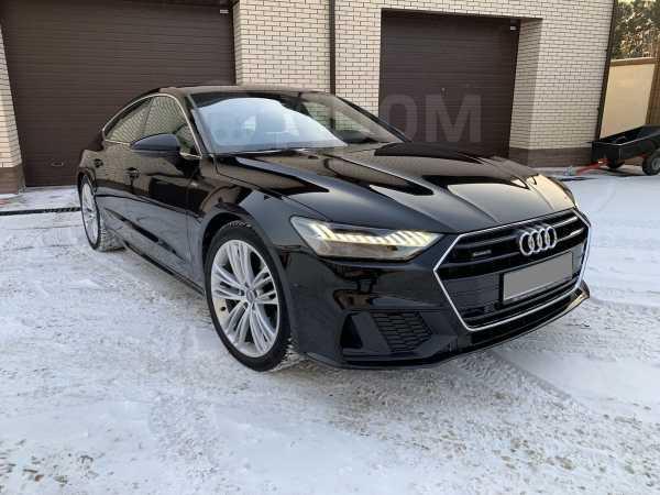 Audi A7, 2018 год, 5 300 000 руб.