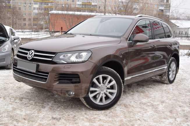 Volkswagen Touareg, 2013 год, 1 450 000 руб.