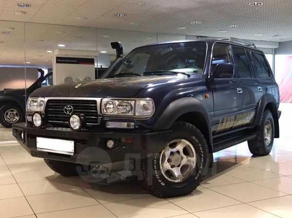 Toyota Land Cruiser, 1991 год, 655 000 руб.