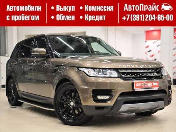 Land Rover Range Rover Sport, 2013 год, 2 250 000 руб.