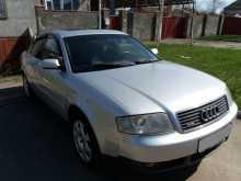 Черкесск Audi A6 2001
