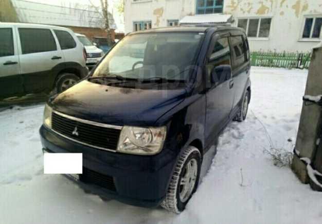 Mitsubishi eK-Wagon, 2002 год, 155 000 руб.