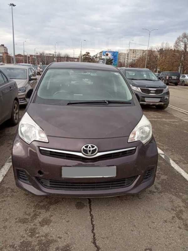 Toyota Ractis, 2011 год, 585 000 руб.