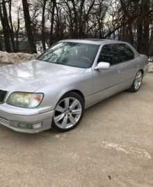 Грозный LS400 1998