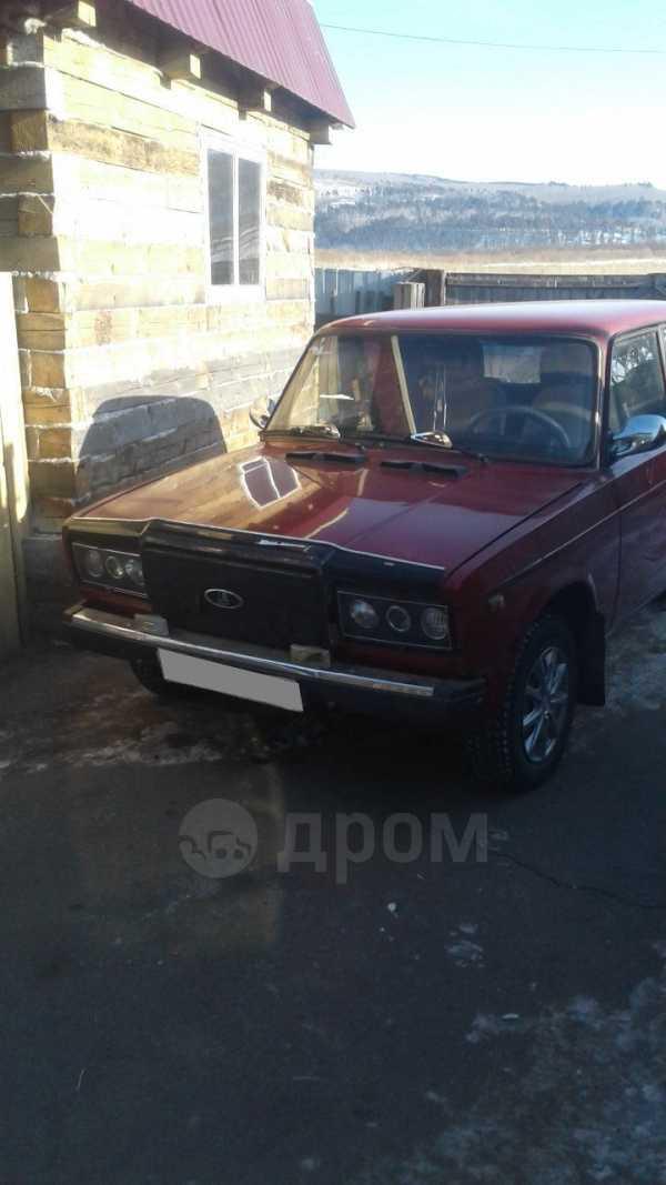 Лада 2107, 1988 год, 50 000 руб.