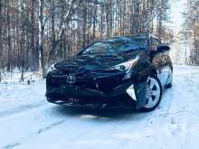 Благовещенск Toyota Prius 2016