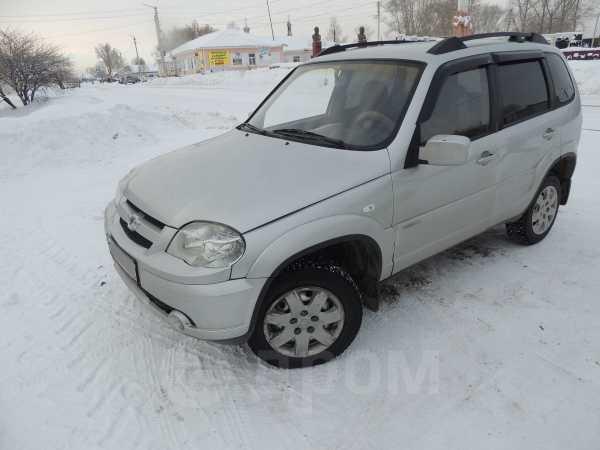 Chevrolet Niva, 2012 год, 369 000 руб.