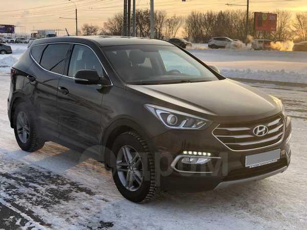 Hyundai Santa Fe, 2015 год, 1 635 000 руб.