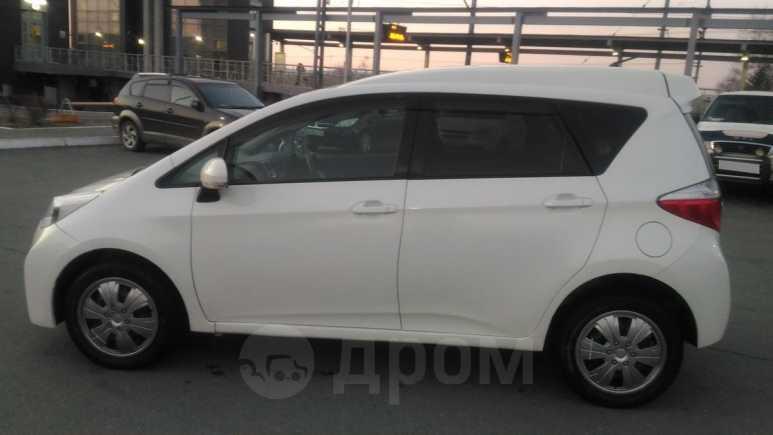 Toyota Ractis, 2013 год, 450 000 руб.