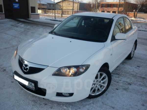 Mazda Mazda3, 2008 год, 423 000 руб.