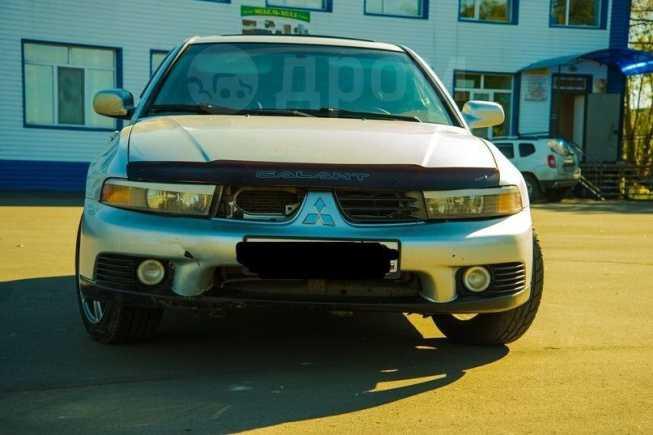 Mitsubishi Galant, 2002 год, 165 000 руб.