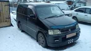 Зима Stepwgn 1999