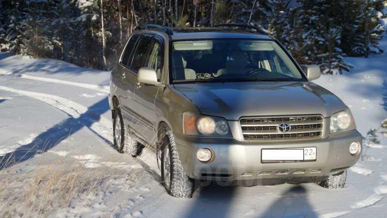 Toyota Highlander, 2002 год, 710 000 руб.