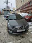 Hyundai Solaris, 2016 год, 590 000 руб.