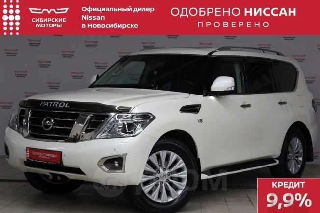 Nissan Patrol, 2015 год, 2 490 000 руб.