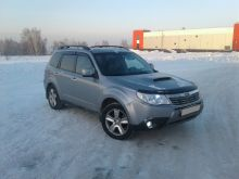 Томск Forester 2008