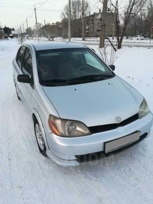 Toyota Platz, 2001 год, 288 000 руб.