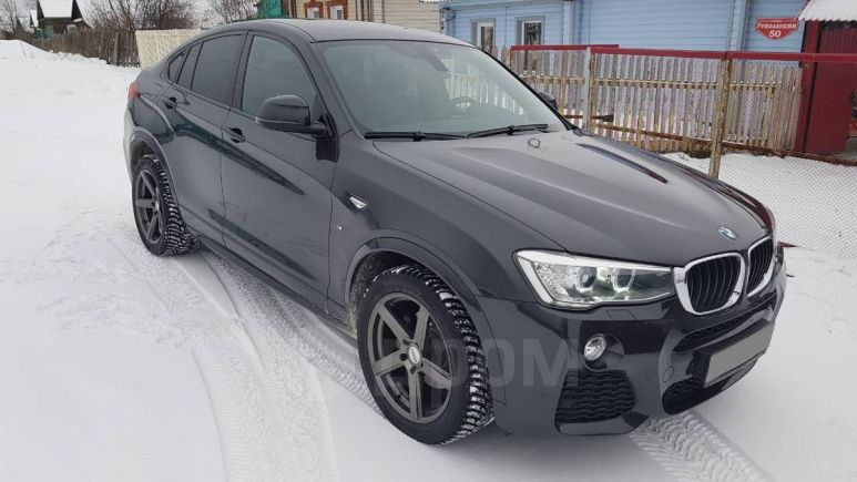 BMW X4, 2016 год, 2 380 000 руб.