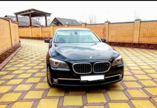 BMW 7-Series, 2009 год, 930 000 руб.