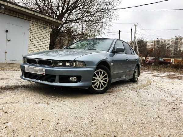 Mitsubishi Galant, 2002 год, 195 000 руб.