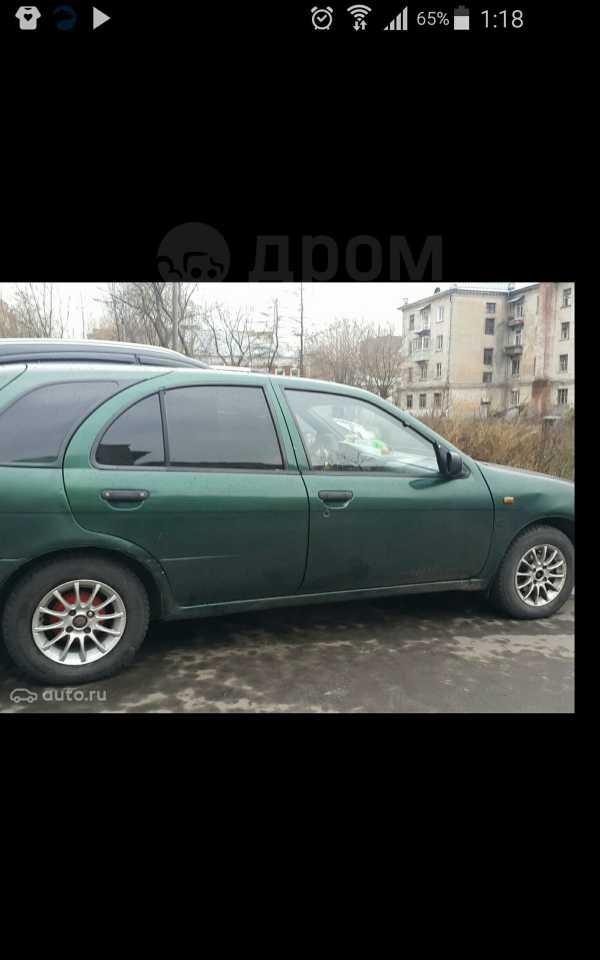 Nissan Almera, 1997 год, 120 000 руб.