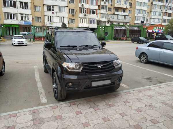УАЗ Патриот, 2015 год, 630 000 руб.