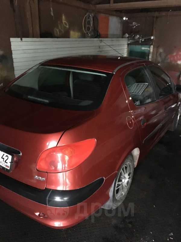 Peugeot 206, 2008 год, 205 000 руб.