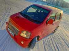 Suzuki Wagon R, 2002 г., Барнаул