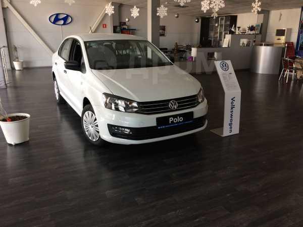 Volkswagen Polo, 2018 год, 824 900 руб.