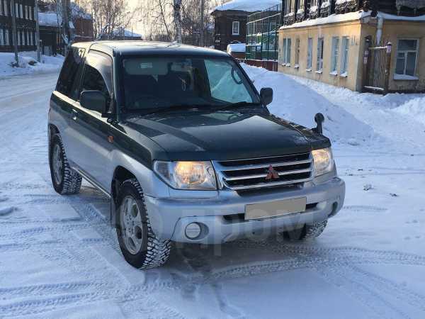 Mitsubishi Pajero iO, 2001 год, 320 000 руб.