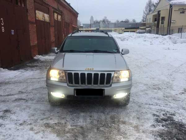 Jeep Grand Cherokee, 2003 год, 600 000 руб.