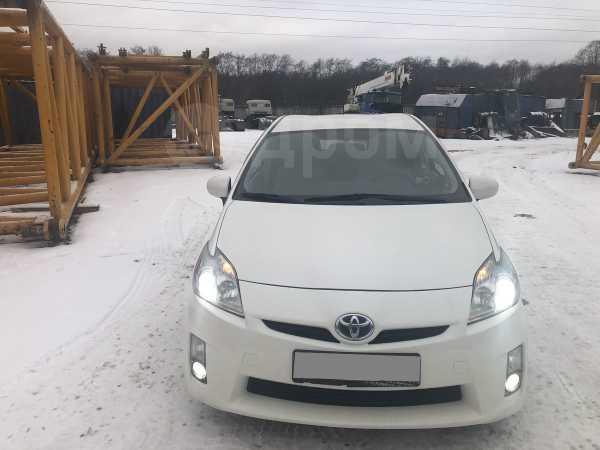 Toyota Prius, 2010 год, 840 000 руб.