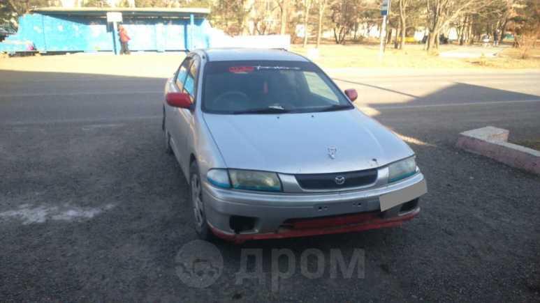 Mazda Familia, 1997 год, 125 000 руб.