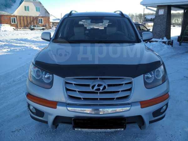 Hyundai Santa Fe, 2010 год, 777 000 руб.