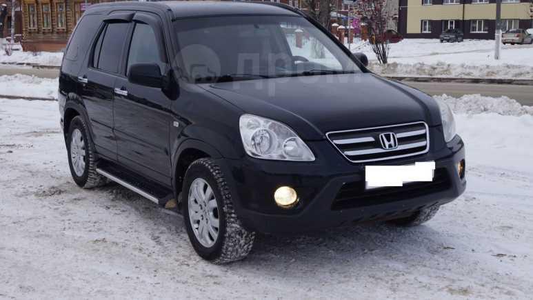 Honda CR-V, 2006 год, 500 000 руб.