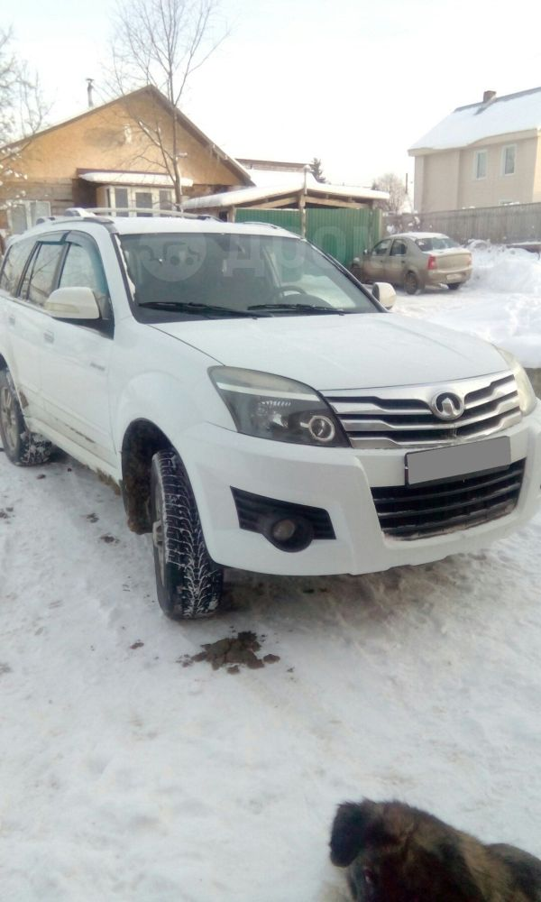 Great Wall Hover H3, 2011 год, 430 000 руб.