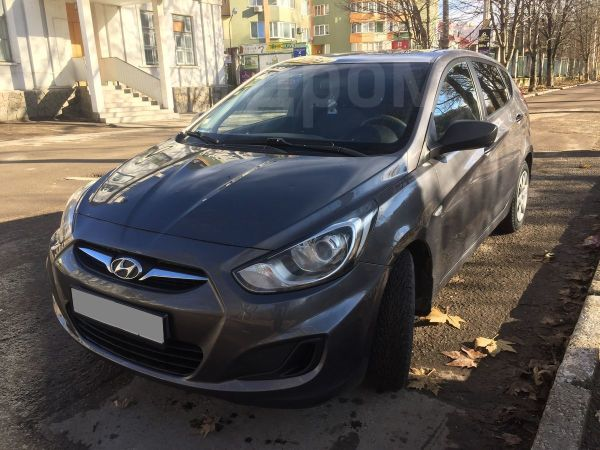 Hyundai Solaris, 2013 год, 460 000 руб.