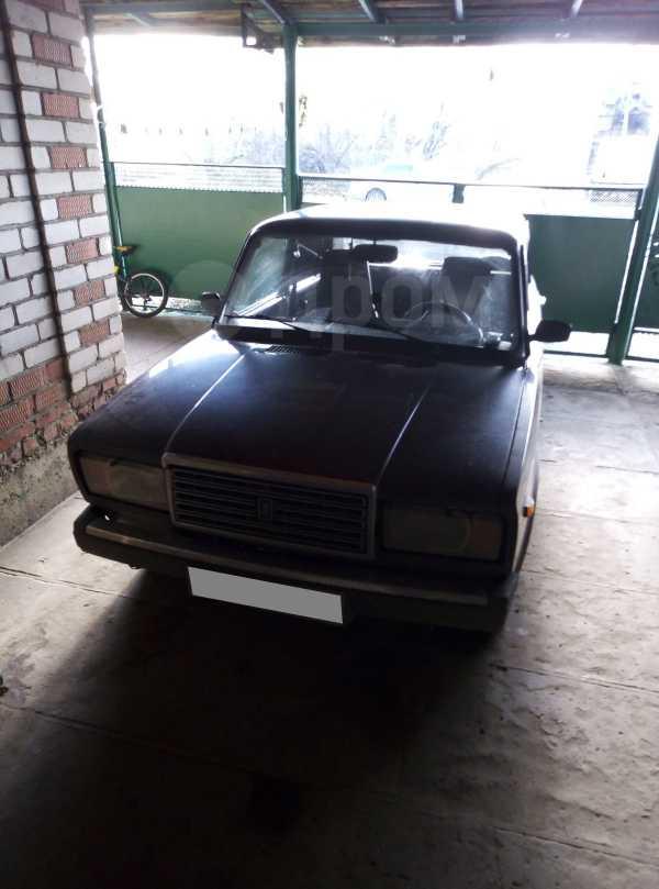 Лада 2107, 2005 год, 74 500 руб.
