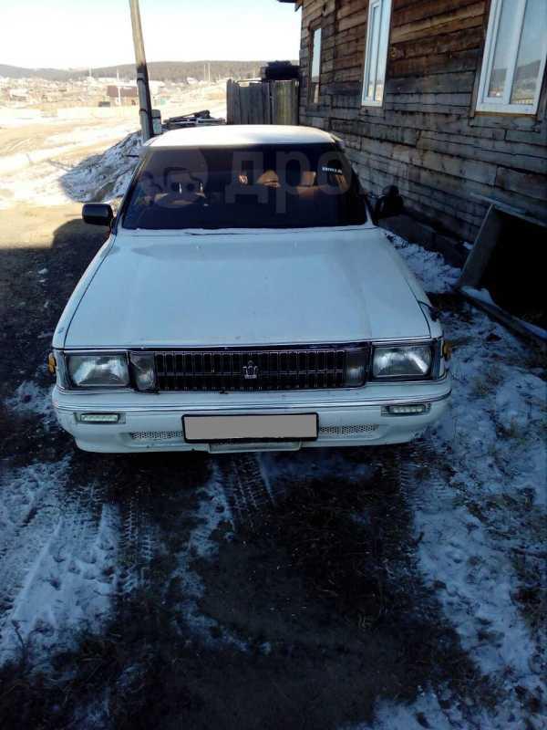 Toyota Crown, 1987 год, 50 000 руб.