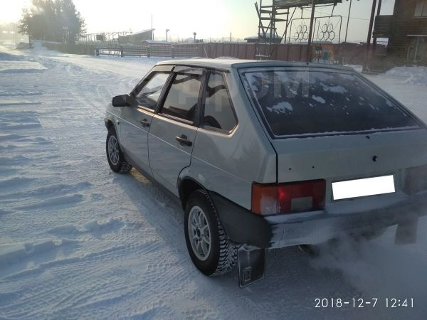 Лада 2109, 2001 год, 85 000 руб.