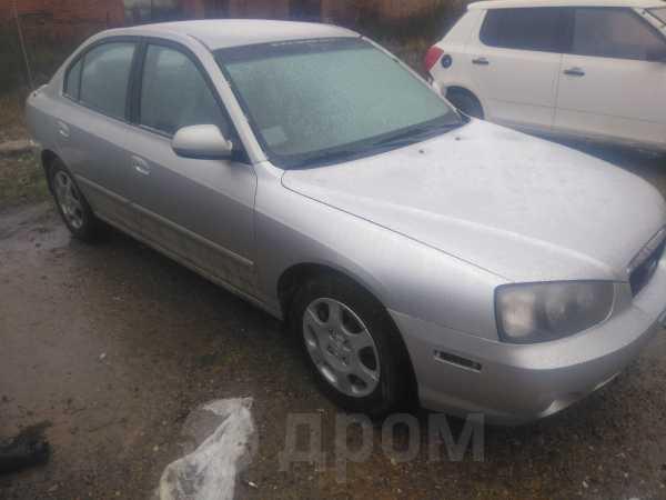 Hyundai Elantra, 2002 год, 259 000 руб.