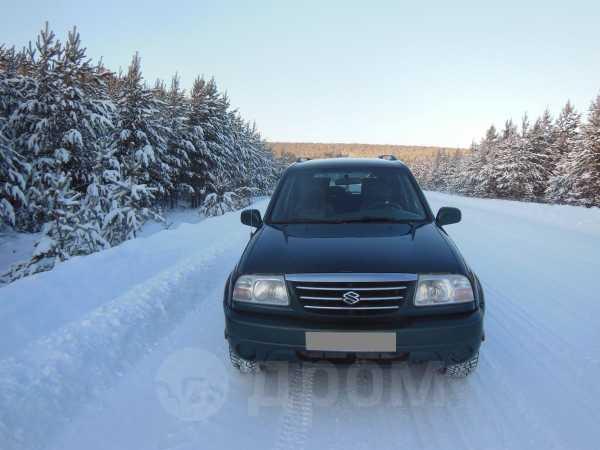 Suzuki Grand Vitara XL-7, 2001 год, 407 000 руб.
