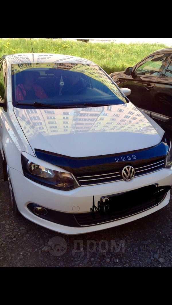 Volkswagen Polo, 2011 год, 500 000 руб.