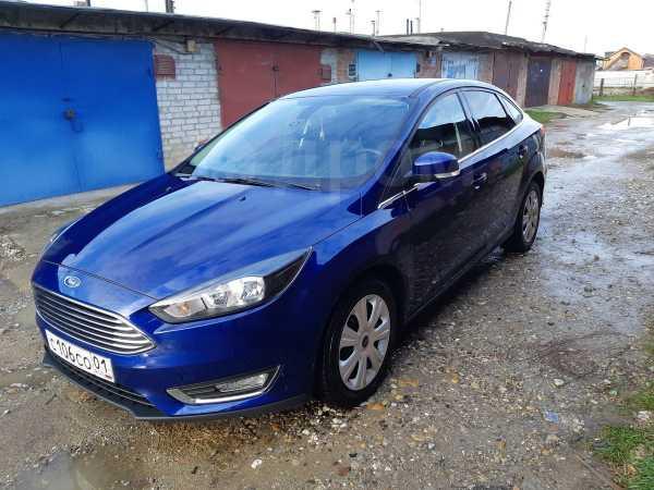 Ford Focus, 2017 год, 970 000 руб.