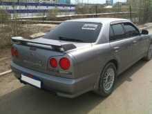 Nissan Skyline 1998 г.