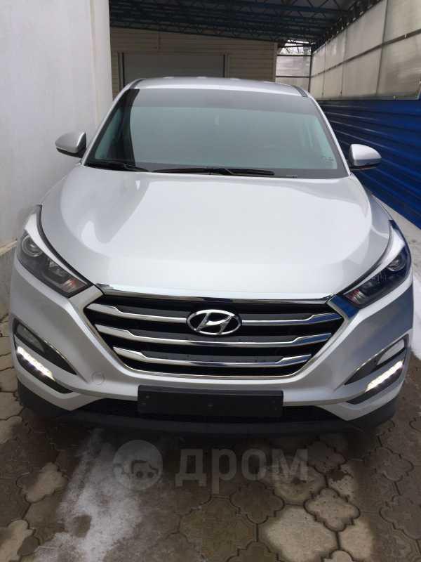 Hyundai Tucson, 2016 год, 1 670 000 руб.