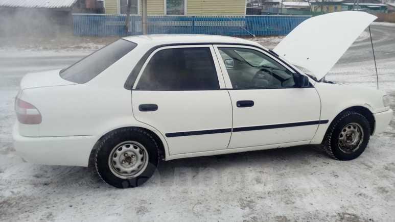 Toyota Corolla, 1999 год, 169 000 руб.