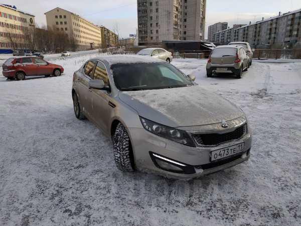Kia Optima, 2013 год, 870 000 руб.