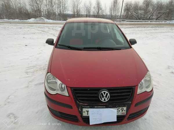 Volkswagen Polo, 2006 год, 215 000 руб.